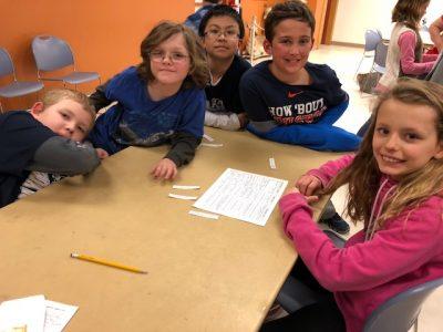 Students at Envirothon
