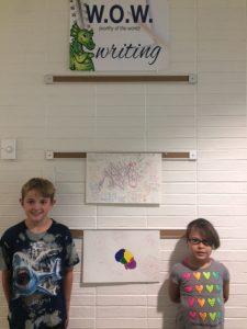 W.O.W. Writers - Nathaniel and Ashley