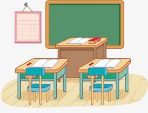 clip art of classroom