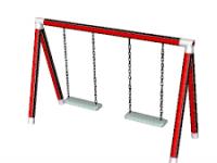 Image of swings