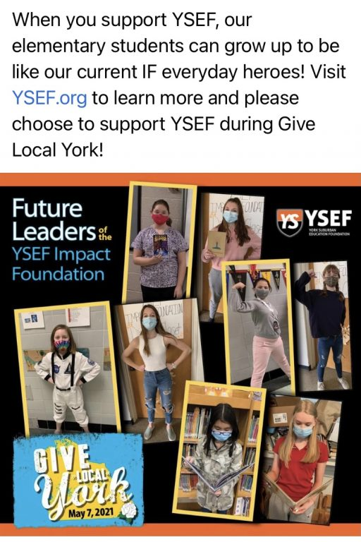 YSEF Give Local image
