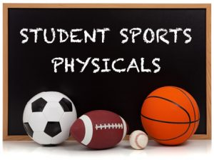Sports Physicals Image