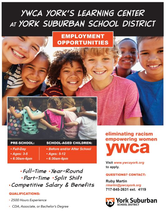 YWCA hiring flyer jpg