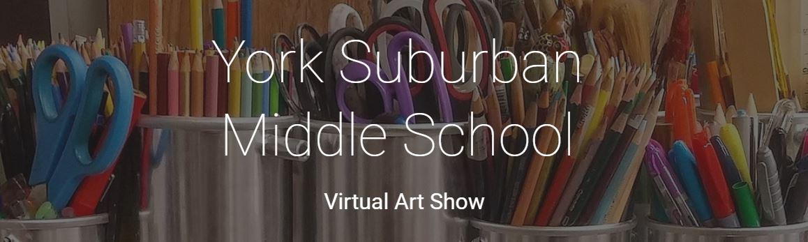 YSMS Art Show