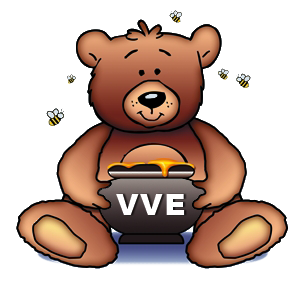 Valley View Bear Logo
