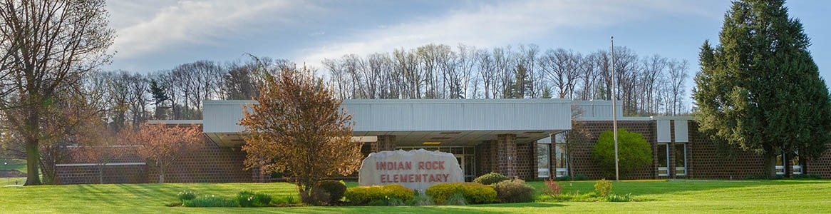 Indian Rock Elementary Building