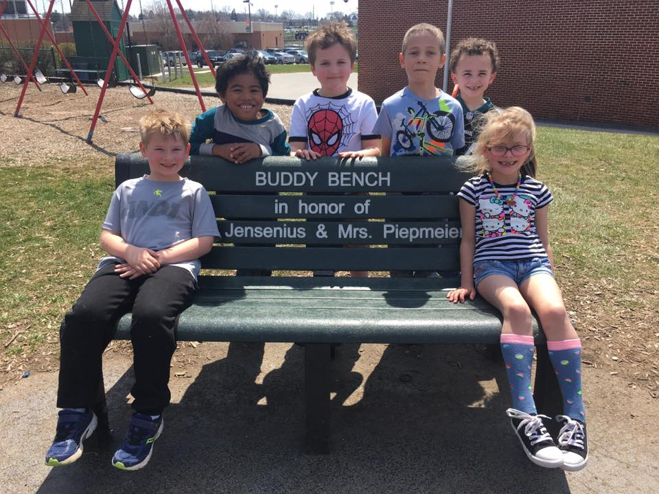 VVE Buddy Bench