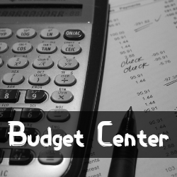 Budget Center Icon