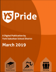 YS Pride Cover March 2019