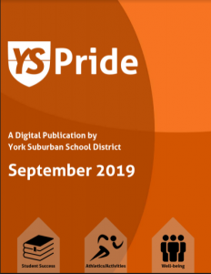 YS Pride Cover September 2019
