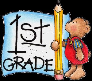 First Grade logo