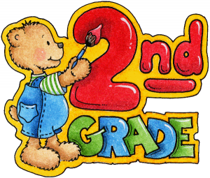 Second Grade logo