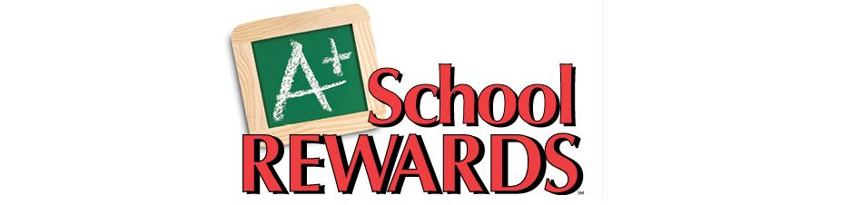 A+ School Rewards logo