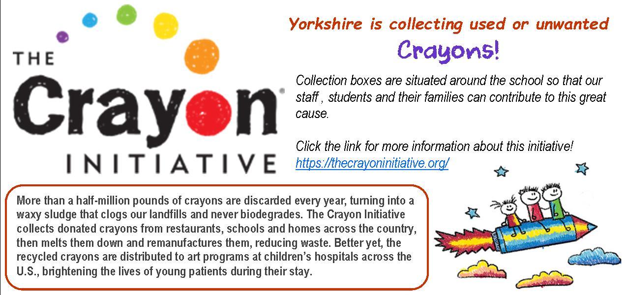 Crayon Initiative advert
